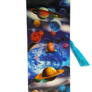 Planets 3D Bookmark