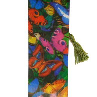 Butterflies 3D Bookmark