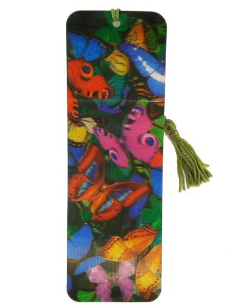 Butterflies 3D Bookmark
