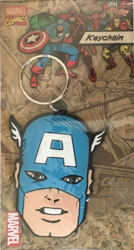 Captain America - Marvel Keyring