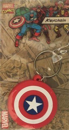 Captain America Shield - Marvel Keyring