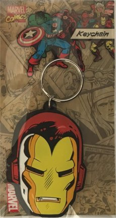 Iron Man - Marvel Keyring