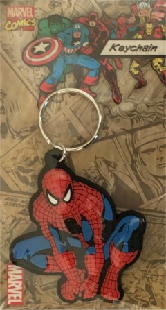 Spiderman - Marvel keyring