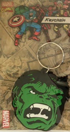 The Hulk - Marvel Keyring