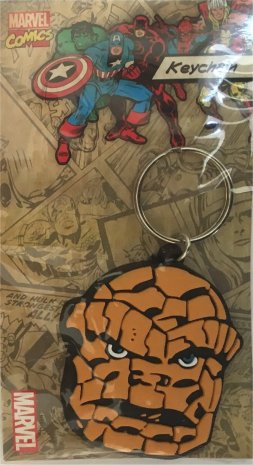 The Thing - Marvel Keyring