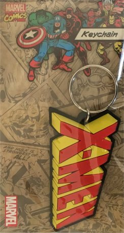 X-Men logo - Marvel Keyring